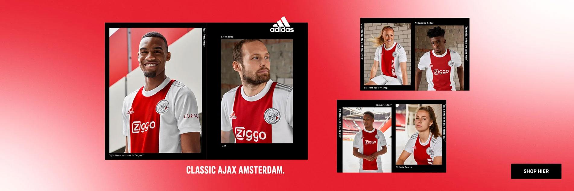 Ajax Thuis collectie