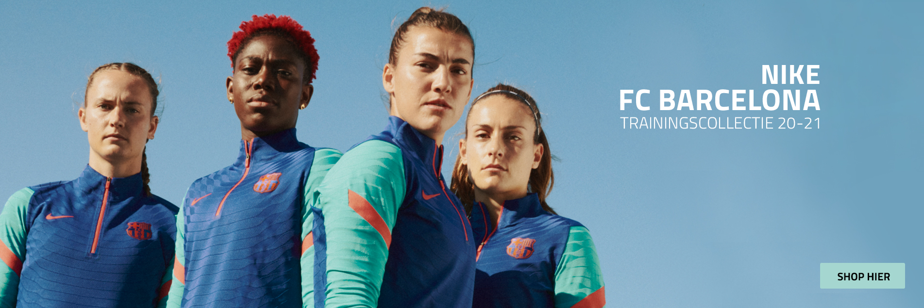FC Barcelona Nieuwe Collectie