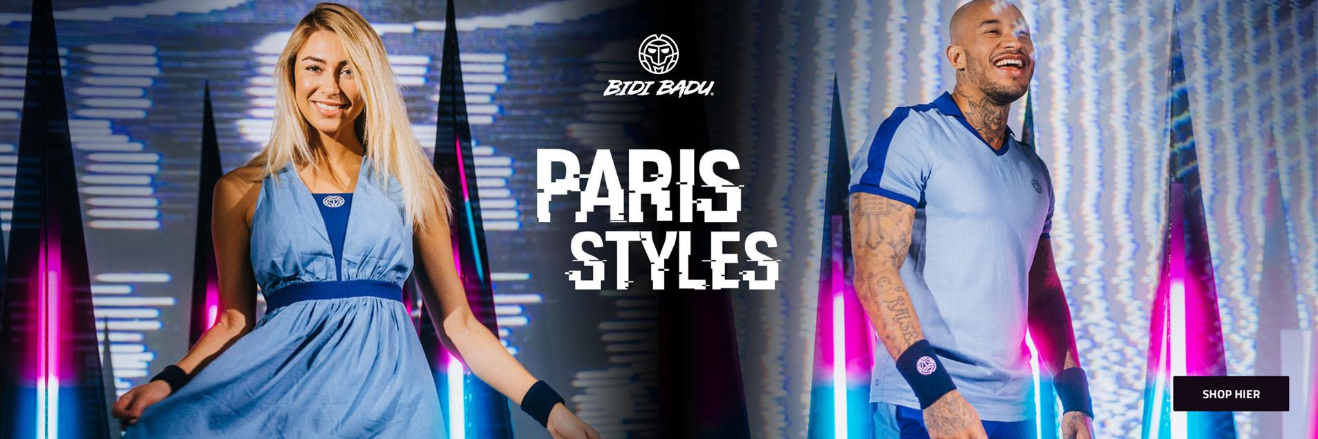Bidi Badu French Open