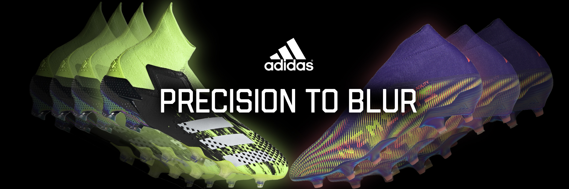adidas Precision to Blur