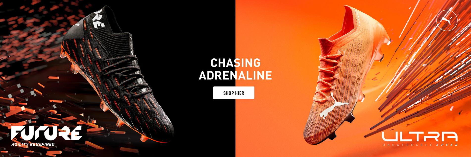 Puma Chasing Adrenaline