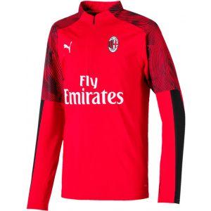 Puma AC Milan 1/4 Zip Training Top Kids