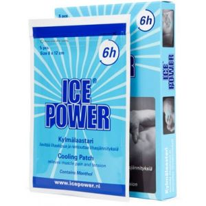 Ice Power Cooling Pleister