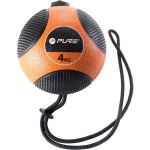 Pure 2 Improve Medicine ball with Rope 4kg