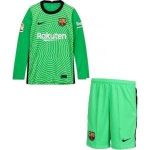 Nike FC Barcelona Keeperstenue Kids