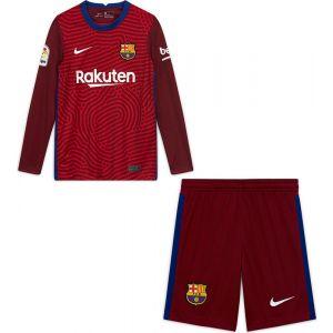 Nike FC Barcelona Keeperstenue Kids II