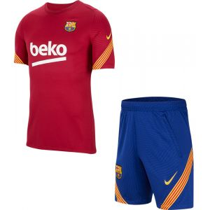 Nike FC Barcelona Strike Trainingsset Kids