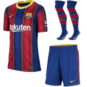 Nike FC Barcelona Thuis Tenue Kids
