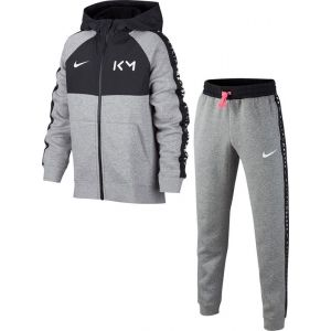 Nike Kylian Mbappé Hybrid Fleece Trainingspak Kids
