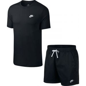Nike Sportswear Club Shirt Set