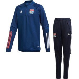 adidas Olympique Lyon Trainingspak Kids