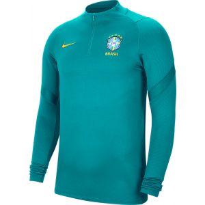 Nike Brazilië Strike Drill Top