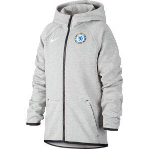Nike Chelsea Tech Fleece Full Zip Hoodie Kids