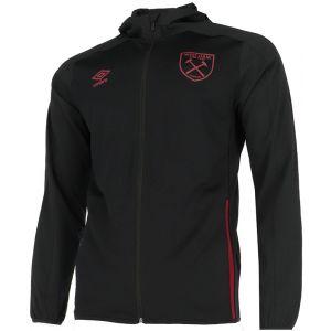 Umbro West Ham United Hooded Jacket