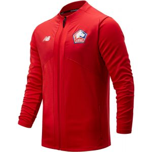 New Balance OSC Lille Pre-Game Jacket
