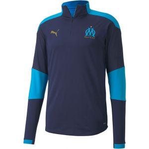 Puma Olympique Marseille 1/4 Zip Drill Top