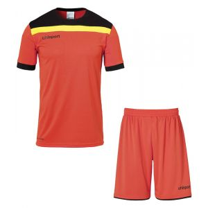 Uhlsport Offense 23 Keepersset Kort Kids