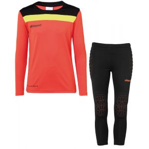 Uhlsport Offense 23 Keepersset Lang Kids